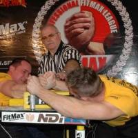 Professional Fitmax League 2007 # Siłowanie na ręce # Armwrestling # Armpower.net