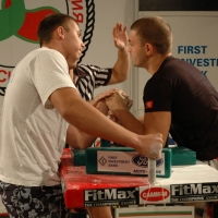 Bulgarian Championships 2007 # Siłowanie na ręce # Armwrestling # Armpower.net