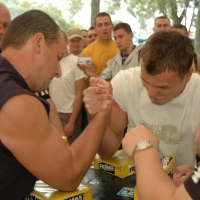VIII Piknik Olimpijski # Siłowanie na ręce # Armwrestling # Armpower.net