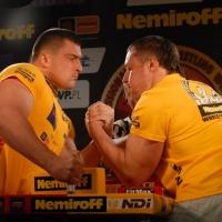 Nemiroff World Cup 2007 - Day 1 # Siłowanie na ręce # Armwrestling # Armpower.net