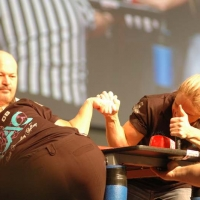 Arnold Classic 2008 # Armwrestling # Armpower.net