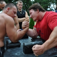 Sparing Session - Slovakia 2009 # Armwrestling # Armpower.net