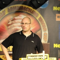 Nemiroff 2009 - Day 1 - Left hand # Armwrestling # Armpower.net