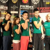 Puchar Polski 2009 - Prawa Reka # Armwrestling # Armpower.net