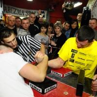 I Puchar Polski Amatorów - Debiuty 2010 # Siłowanie na ręce # Armwrestling # Armpower.net