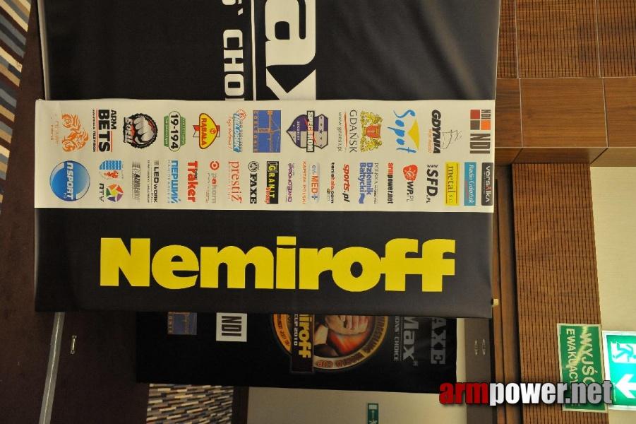 Nemiroff 2010 - Left Hand # Siłowanie na ręce # Armwrestling # Armpower.net