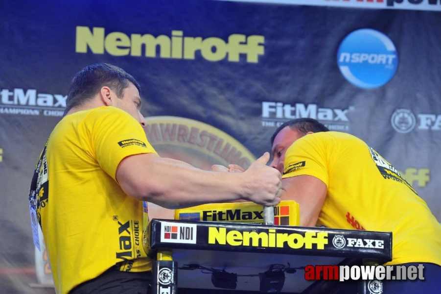 Nemiroff 2010 - Left Hand # Armwrestling # Armpower.net