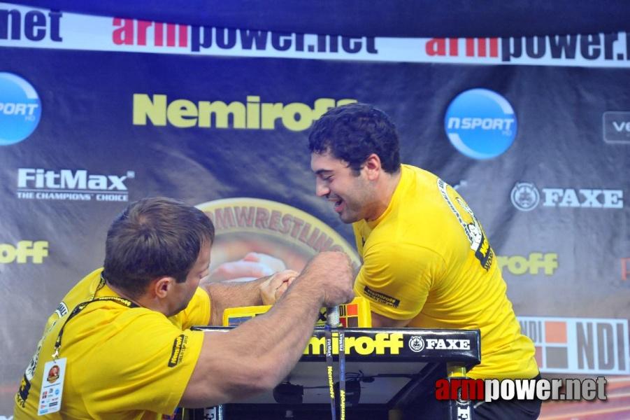 Nemiroff 2010 - Left Hand # Armwrestling # Armpower.net