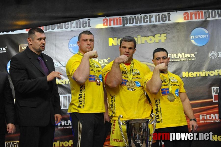 Nemiroff 2010 - Right Hand # Armwrestling # Armpower.net