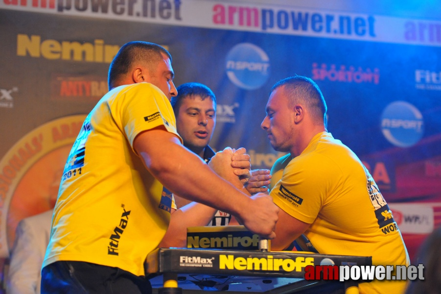 Nemiroff  2011 - Left Hand # Armwrestling # Armpower.net