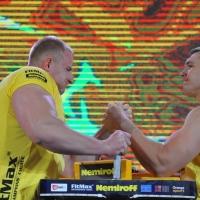 Nemiroff 2012 - Left Hand # Siłowanie na ręce # Armwrestling # Armpower.net