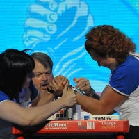 World Armwrestling Championship 2013 - day 3 - photo: Mirek # Siłowanie na ręce # Armwrestling # Armpower.net