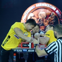 Zloty Tur 2016 - left hand by Mark Kazus # Armwrestling # Armpower.net