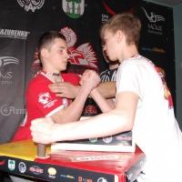 Prawa ręka - Mistrzostwa Polski 2017 Szczyrk # Siłowanie na ręce # Armwrestling # Armpower.net