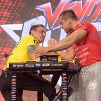 Armfight #48 - Bartosiewicz vs Tiete # Armwrestling # Armpower.net