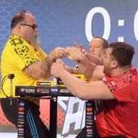 Armfight #48 - Bresnan vs Kvikvinia # Siłowanie na ręce # Armwrestling # Armpower.net