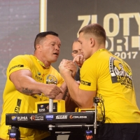 Zloty Tur 2017 - left hand finals # Aрмспорт # Armsport # Armpower.net
