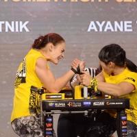 Zloty Tur 2017 - right hand finals # Siłowanie na ręce # Armwrestling # Armpower.net