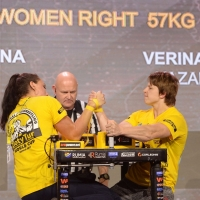 Zloty Tur 2017 - right hand finals # Armwrestling # Armpower.net