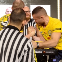 Zloty Tur 2017 - right hand eliminations # Siłowanie na ręce # Armwrestling # Armpower.net