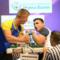 EuroArm2018 - day1 - juniors left hand # Armwrestling # Armpower.net