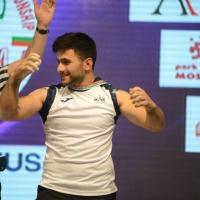 EuroArm2018 - day2 - juniors right hand # Siłowanie na ręce # Armwrestling # Armpower.net
