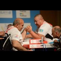 World Para-Armwrestling Championship 2018 - Turkey # Aрмспорт # Armsport # Armpower.net