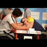 World Para-Armwrestling Championship 2018 - Turkey # Siłowanie na ręce # Armwrestling # Armpower.net