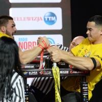 Zloty Tur 2018 - eliminations right hand # Siłowanie na ręce # Armwrestling # Armpower.net