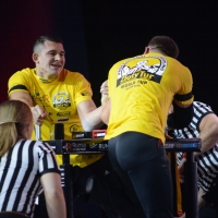 Zloty Tur 2018 - eliminations left hand # Armwrestling # Armpower.net