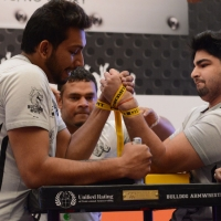 INDIA URPA WORLD RANKING SERIES # Siłowanie na ręce # Armwrestling # Armpower.net