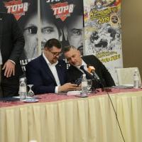 TOP-8 Press Conference # Siłowanie na ręce # Armwrestling # Armpower.net