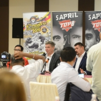 TOP-8 Press Conference # Aрмспорт # Armsport # Armpower.net