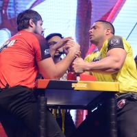 TOP-8 - Round 1 - Malaysia # Armwrestling # Armpower.net