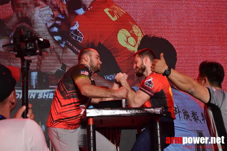 D1 China Open & TOP8 - Stage 2 # Armwrestling # Armpower.net